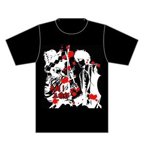 IRON ATTACK! 死闘!五稜郭 ライブTシャツ