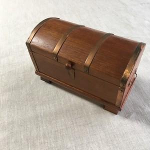 ドイツ 宝箱型 木箱