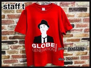 GLOBISM STAFF Tシャツ