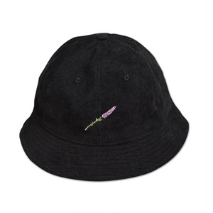 PASS PORT / LAVENDER HAT -BLACK-