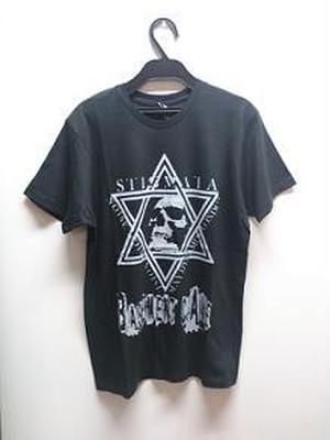 ZAZI×BASEMENTCAVE.コラボ 半袖Tシャツ 6Anniversary