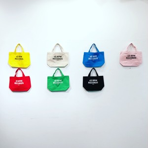 45RPM RECORDS TOTE BAG 回転数トート
