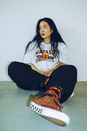 【Watashi】WTS College T-shirts【IF I FELL限定】