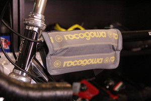 rocogowa トップチューブバッグ