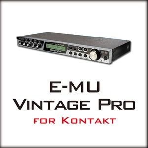 E-MU Vintage Pro for Kontakt