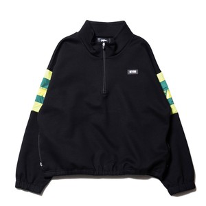 MYNE MOTORS pullover / BLACK