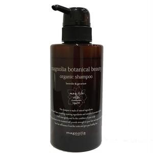 magnolia organic shampoo