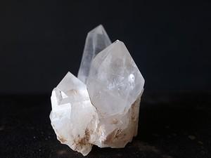 パールヴァティ産 ヒマラヤ水晶 クラスター QUA1802-016