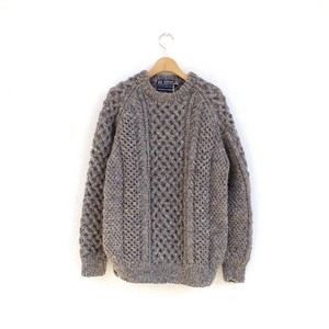 """H. ROBINSON KNITTING   Hand Knitted Cable P/O  """"Gray Abbey"""""""