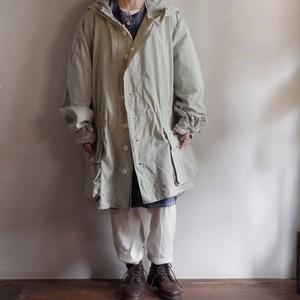 1960's Snow Parka / Swedish Army / スノーパーカー