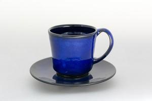 青釉 コーヒーカップセット(大)