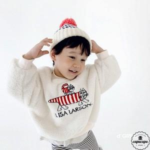 «予約» LISA LARSON mokomoko sweatshirt リサ ラーソン スウェット