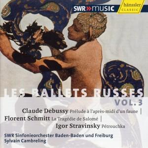 [中古CD] ディアギレフとロシア・バレエ団の音楽 Vol.3 カンブルラン/SWRバーデン=バーデン&フライブルク交響楽団他