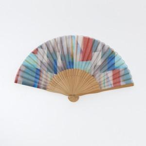 昔ながらの製法で仕立てた綿扇子 - BRAND NEW DAY  - 2color