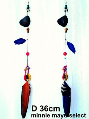 【SALE】Wings Earrings 羽片耳ピアス