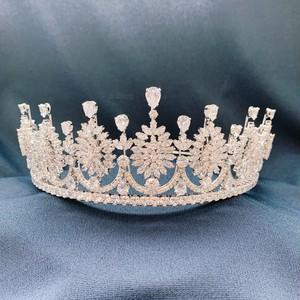 Zirconia Crown Olivia Tiara