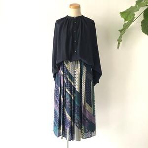 プリントスカート #9207 #KEIKO SUZUKI ケイコ スズキ