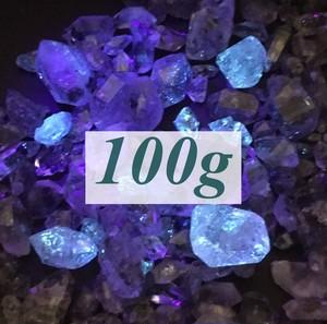 【お得な100g】オイルインクォーツ入り*パキスタン産ダイヤモンドクォーツ