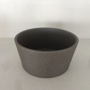 SyuRo / 炻器 bowl L グレー