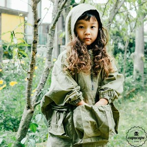 «sold out»«送料無料» dressmonster anorak 2colors