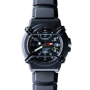 CASIO PROTECT WATCH / BLACK