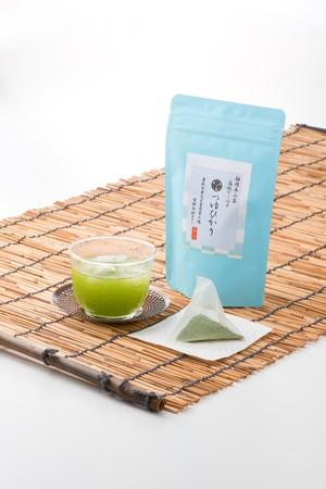 高級煎茶ティーバッグ 「つゆひかり」 5g×10個入