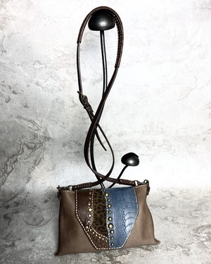 flappy bag  brown (フラッピーバッグ ブラウン)