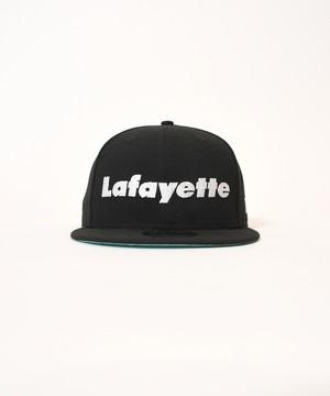 "Lafayette(ラファイエット)""LFYT X NEW ERA エルエフワイティー × ニューエラ LAFAYETTE LOGO 9FIFTYET""[BLACK]"