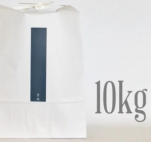 新米 玄米 ひのひかり10kg