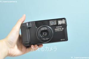 KYOCERA ZOOMTEC 80 フィルムカメラ