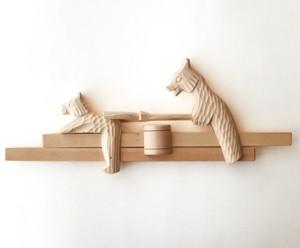 ボゴロツコエの玩具/『親子でサウナ』