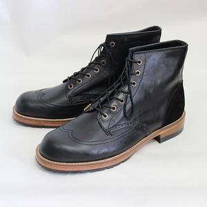 lace-up boots/BK/25.5~26.0cm/LIBERTAS【即納】