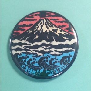 マンホール【マグネット】静岡県 富士市 紅富士
