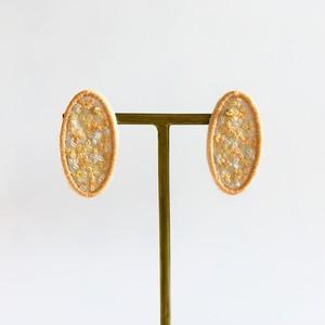 金木犀の耳飾り