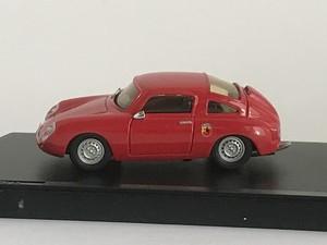 """FIAT ABARTH 750 RECORD MONZA  """"Cliantf"""" 1959  (1/43) 【PINKO】"""