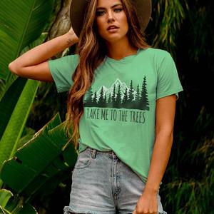 Take Me To The Trees