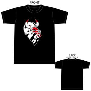 カウボーイズ ブルズ B4° ビヨンド Tシャツ TEE 半袖 半袖Tシャツ プリントスター 5.6OZ ヘビーウェイト 1601