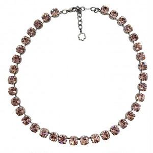 ビジュー ネックレス ヴィンテージ ローズ KRiKOR ドイツ製 Bijoux Necklace Vintage Rose