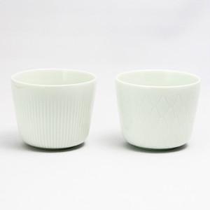 HORITSUKE(彫付) カップ 2個セット