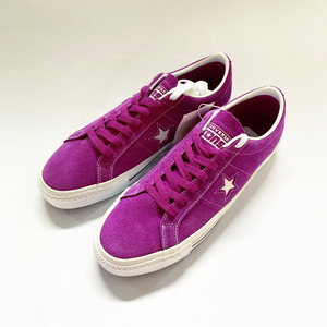 """USA CONVERSE """"CONS"""" ONE STAR PRO OX - ICON VIOLET"""