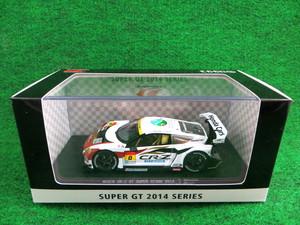 エブロ 1/43 スーパーGT300 2014 無限 CR-Z GT No.0 45075