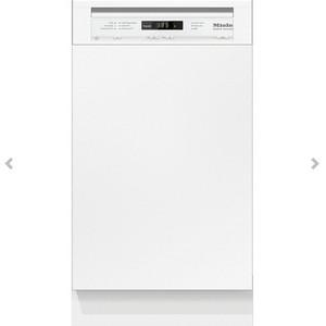 ミーレ 食器洗い機 G 4720 SCU(ホワイト/45CM)標準ドア装備タイプ