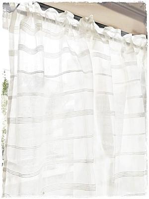 ♣コットンチェック*ロッドポケットカーテン【ミドル】イージーオーダー♧W110×H90~150