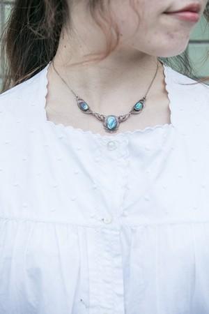 【Run Rabbit Run Vintage 】Shell necklace