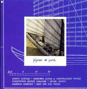 【USED】Jejune / Junk