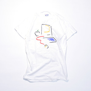 Deadstock★ 80's Apple Macintosh 128K TEE