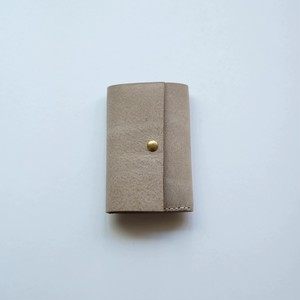 money clip - white beige - ALASKA