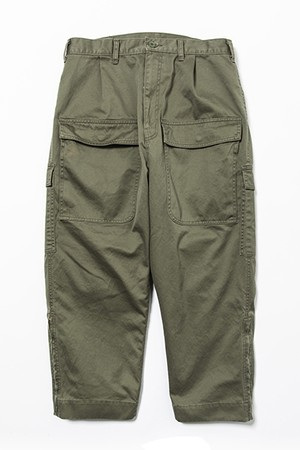 (WHITE LINE) WL High density One tack Cargo Pant