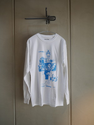 FUCKINGAWESOME / Physical Astral L/S Tee (White)
