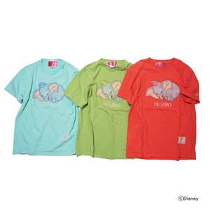 [予約商品]utility disney collection'DUMBO S/S Tee'